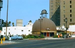 1954 Brown Derby Los Angeles